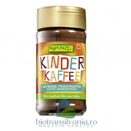 Cafea BIO din Cereale si Fructe pentru Copii, 80g Rapunzel