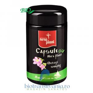 Capsule Detoxi Complex BIO Nera Plant