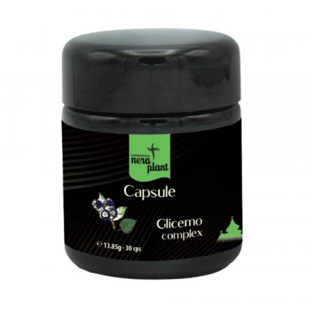 CAPSULE GLICEMO-COMPLEX ECO Nera Plant