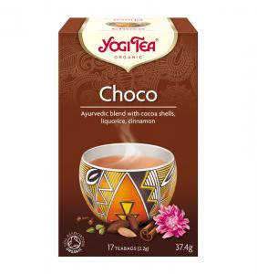 Ceai BIO Choco 34 gr. Yogi Tea