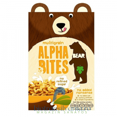 Cereale Alfabet 350g, Bear [1]