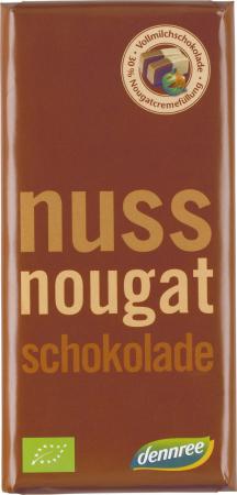 Ciocolata cu lapte si crema de alune