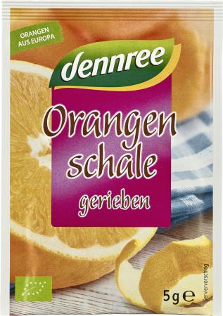 Coaja de portocala rasa