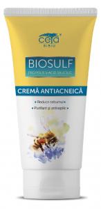 Crema antiacneica cu biosulf 50 ml