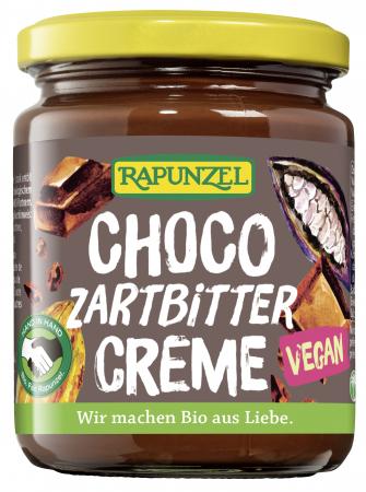 Crema cu ciocolata bio amaruie VEGANA