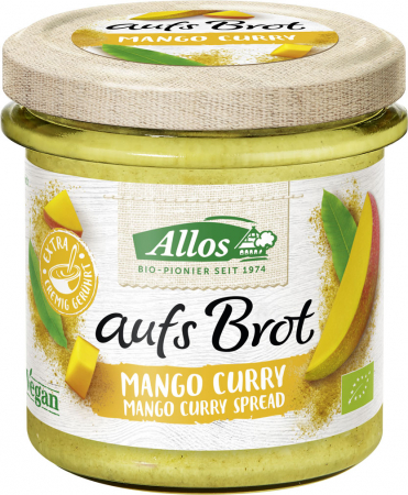 Crema tartinabila cu mango si curry