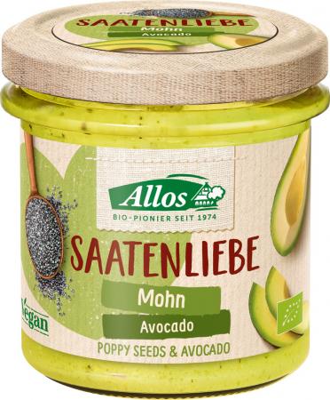 Crema tartinabila din seminte cu mac si avocado FARA GLUTEN