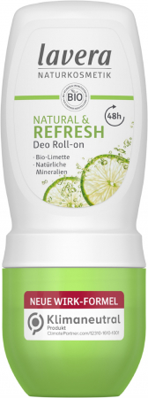 Deo Roll-on Natural & Refresh