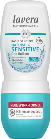 Deo Roll-On Natural si Sensitiv