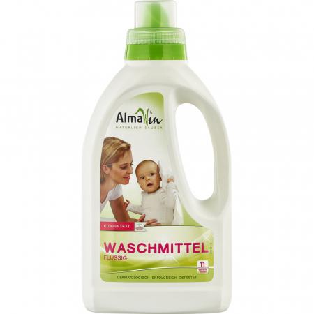Detergent lichid concentrat