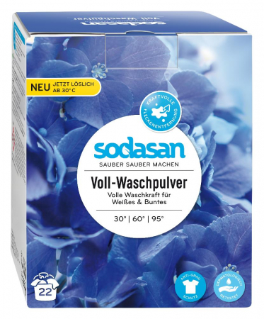Detergent pudra universal organic