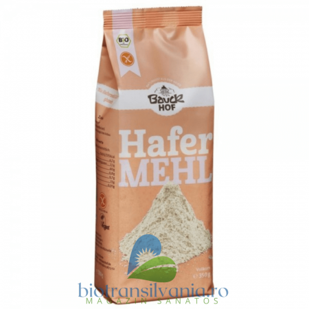 Faina BIO de Ovaz Fara Gluten, 350g Bauck Hof