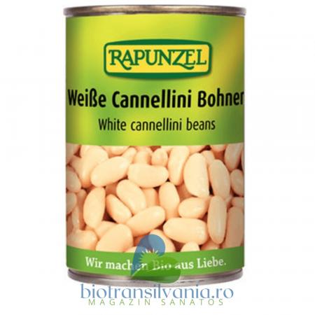 Fasole BIO Alba Cannellini in Doza, 400g Rapunzel0