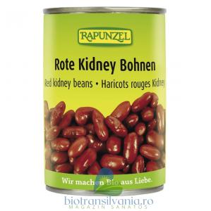 Fasole BIO Kidney Rosie in Doza, 400g Rapunzel