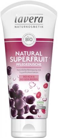 Gel de dus Natural Superfruit
