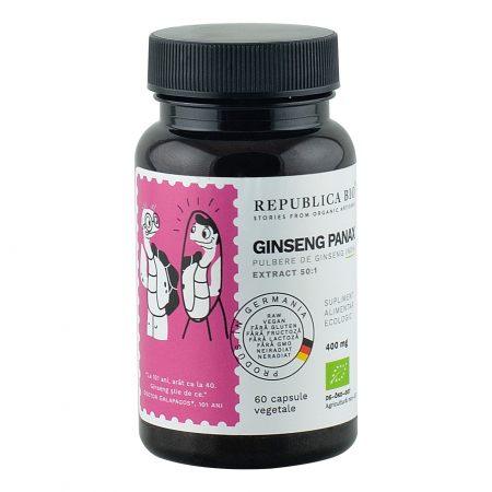 Ginseng Panax bio