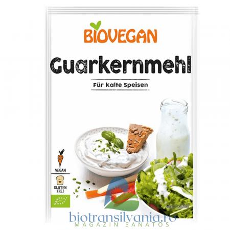Guma BIO de Guar Fara Gluten, 100g Biovegan