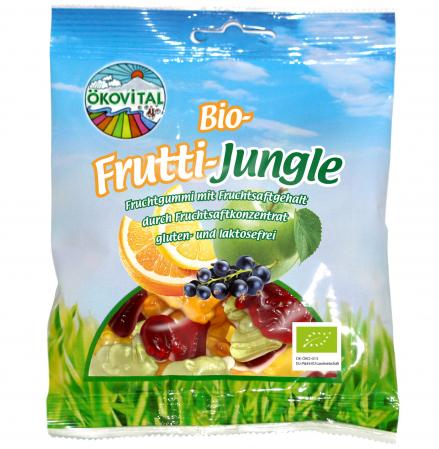Jeleuri bio animalute din fructe
