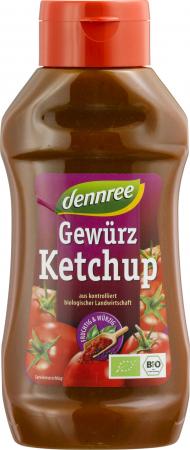 Ketchup cu condimente