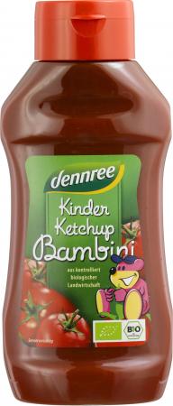 Ketchup pentru copii Indulcit cu nectar de agave