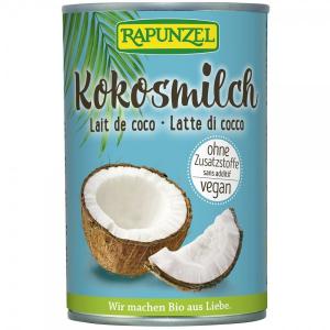 Lapte de cocos ECO 400 ml Rapunzel