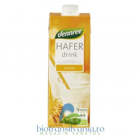 Lapte BIO de Ovaz Integral, 1L Dennree0
