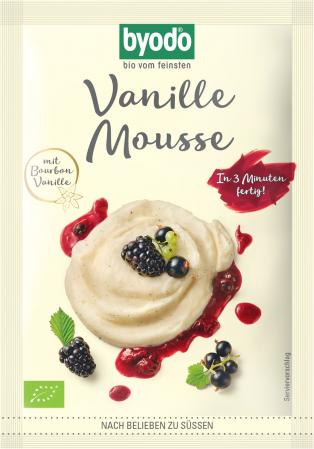 Mix pentru mousse de vanilie FARA GLUTEN