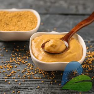 Mustar Fara Gluten BIO cu seminte de mustar intregi 160g Zwergenwiese1