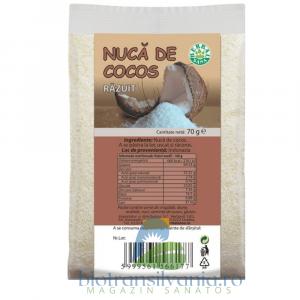 Nuca de Cocos Razuita 70g Herbalsana0