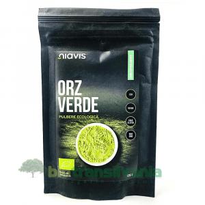 Orz Verde Pulbere BIO  125g Niavis