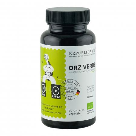 Orz Verde bio