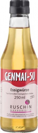 Otet condiment din orez întregral Genmai-Su