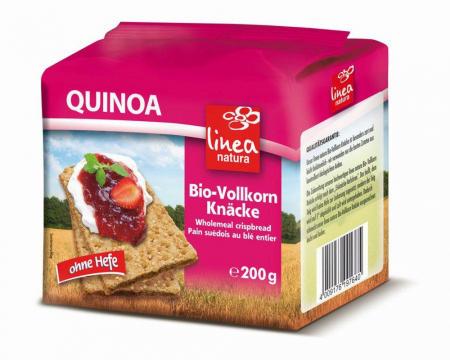 Paine crocanta cu quinoa