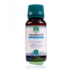 Parodont ulei ayurvedic pentru igena orala 50ml, Biotika0