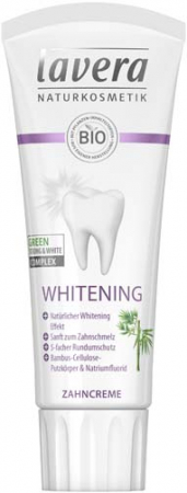 Pasta de dinti pentru albire cu fluor
