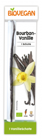 Pastaie Vanilie Bourbon ecologica