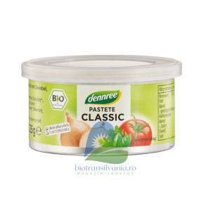 Pate vegetal classic Bio 125gr Dennree0