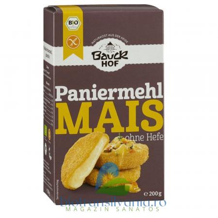 Pesmet BIO din Porumb Fara Gluten, 200g Bauck Hof [0]