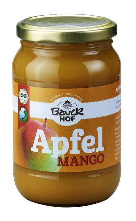 Piure de mere si mango FARA ZAHAR