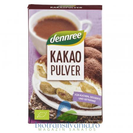 Pudra de Cacao BIO Slab Degresata, 150g Dennree [0]