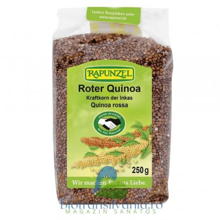 Quinoa BIO Rosie, 250g Rapunzel