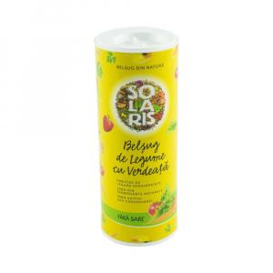 Condiment Belsug de Legume Fara Sare, 100g (tub) Solaris