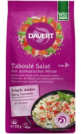 Salata taboule cu menta