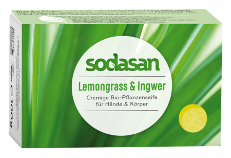Sapun bio cu lemongrass