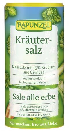 Sare de condimentat cu 15% ierburi şi legume