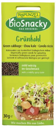 Seminte de kale pentru germinat