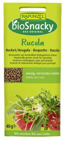 Seminte de rucola bio pentru germinat