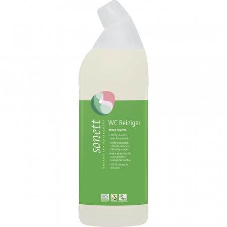 Solutie organica pentru curatat toaleta