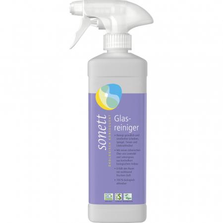 Solutie pentru curatat sticle si ferestre cu spray