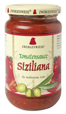 Sos bio de tomate Siziliana